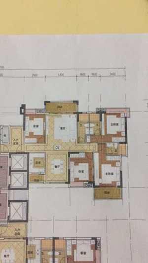 梅江区梅江 芹洋半岛 4室2厅3卫 162.14平米