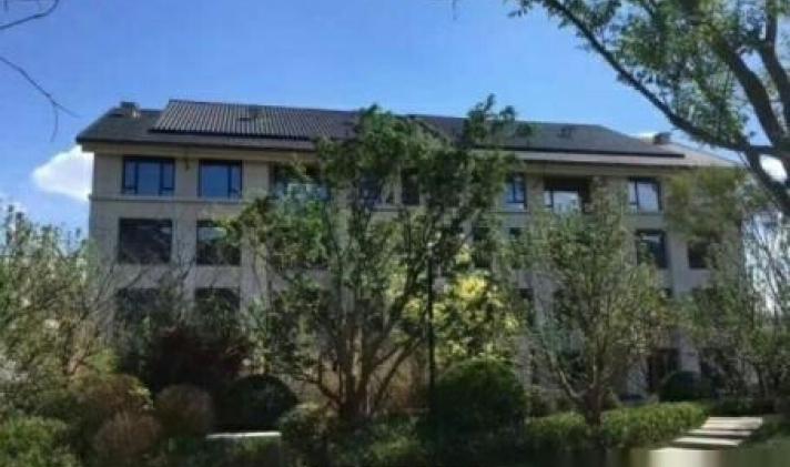 石景山区八大处远洋天著春秋4室2厅2卫165平米市政南京设计院图片