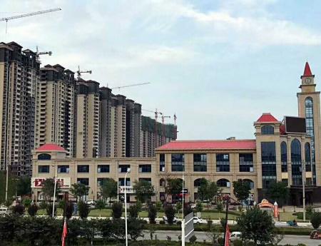 华龙区,濮阳,泰和兴龙湾