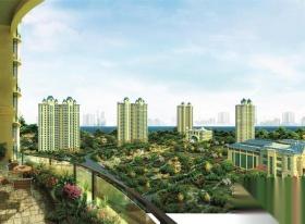 榆中县,恒大山水城