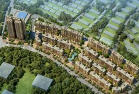 建华山水国际新城