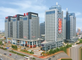 高新区,中铁汇展国际