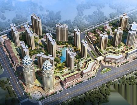 娄星区,城中,五江·碧桂园城市广场