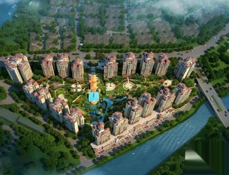 清城区,新城,美林湖·国际社区