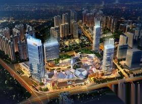成华区,万年场,华润中心
