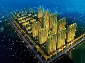 呼兰区,利民开发区,明悦浪漫城
