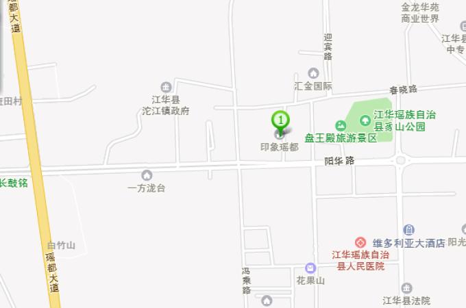江华县,江华,九鼎印象瑶都