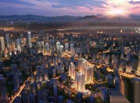 江北区,龙湖佰乐街