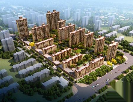 汤阴县,汤阴,建业森林半岛二期