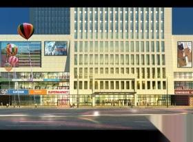 历下区,人民传媒大厦