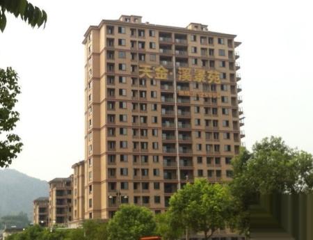 遂昌县,城中,天金·溪景苑