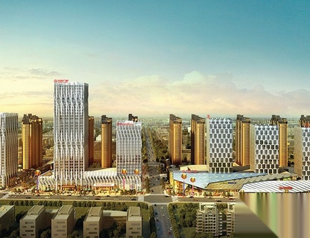 开发区一期,开发区,乌鲁木齐经开万达广场