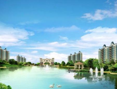 沿滩区,龙湖,恒大绿洲