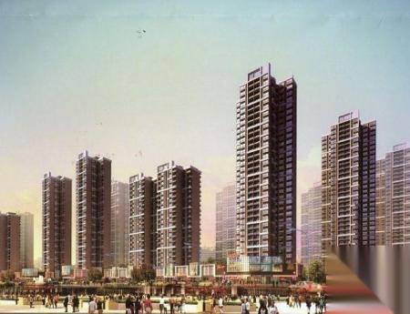 雨湖区,护潭广场,翰林居