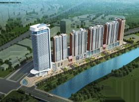 城东区,泰阳国际商贸中心