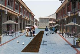 武乡风情街