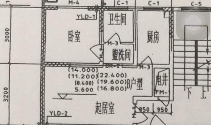 开封二手房 龙亭区 > 左岸风景小区   1/1 10 万 2000元/平米 1室1厅1
