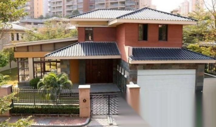 博罗县罗阳 东江月岛别墅 6室3厅5卫 667平米