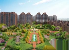 密云县,北京城建上河湾