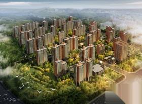 房山区,中国铁建原香漫谷