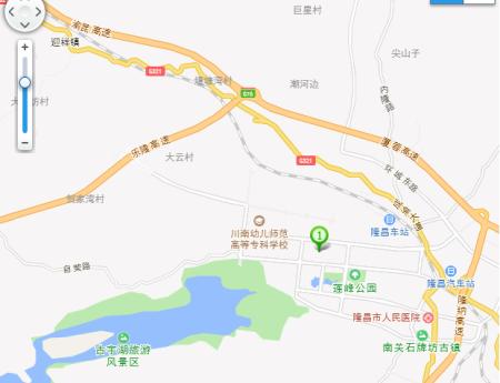 隆昌县,隆昌,隆城1号