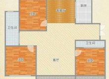 双塔区,双塔,晟安首府,3室2厅,134㎡