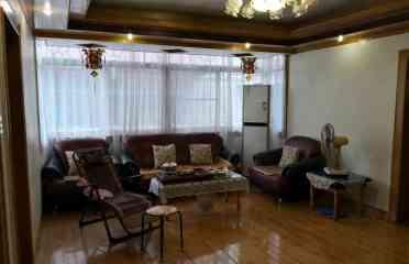 北江滨宝龙万象苏宁,客厅带窗户东南实木精装修3房,可落户
