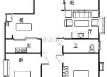 耀州区,铜川新区,华荣大厦二期,3室2厅,115㎡