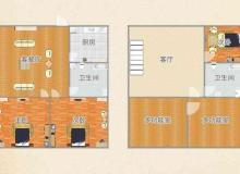 田家庵区,城西,奥林花园,4室2厅,170.59㎡