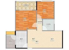 彭州,天彭,绿城牡丹苑,2室2厅,81㎡