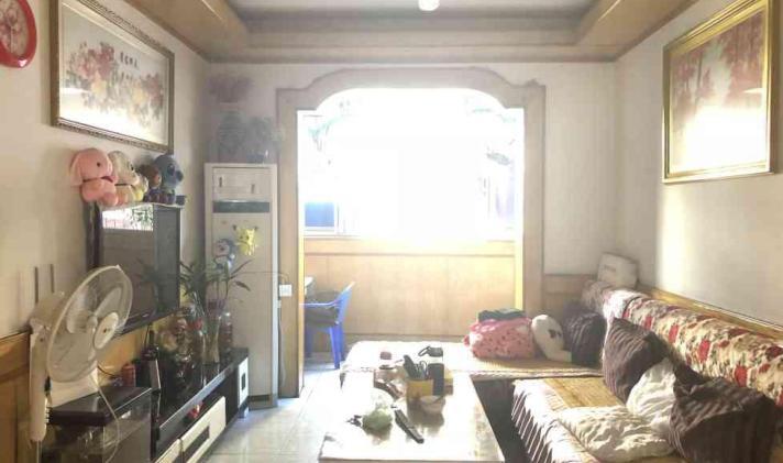 武侯区晋阳 红运花园佳苑 2室2厅1卫 59.3平米