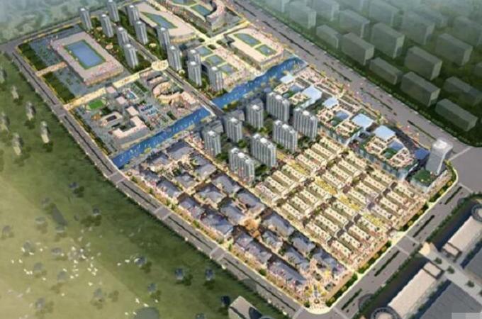 【中国(海安)义乌国际商贸城|新开盘楼盘现房出售价格
