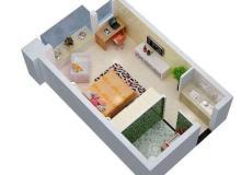 浦东新区,三林,凌兆新村,1室0厅,20㎡