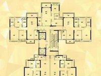 四会市,四会市,恒福新里程,2室2厅,61㎡