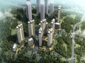 九龙坡区,中建龙玺台