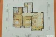 旌阳区,皇冠灯,亲亲里,3室2厅,92㎡