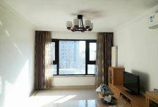 珠江东都国际城 正南三居室 精装修 家具家电齐全 随时看房