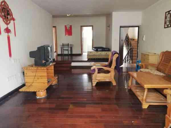 安厦世纪城 安泰园3房21卫119平中装售85万