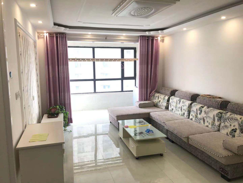 东湖印象 清山公爵城 精装两室 拎包住 小区环境好看房方便