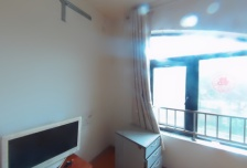 尚峰尚水北向小两居 里面是租户看房提前联系