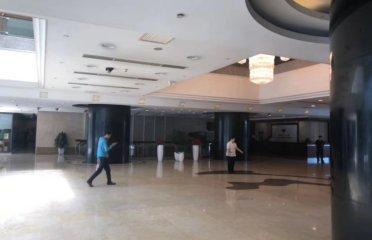 国贸CBD光华路精装豪华办公室110平米全景落地窗特价招租